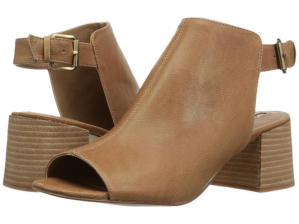 Tahari Finn (Fawn Goat Vachetta) High Heels