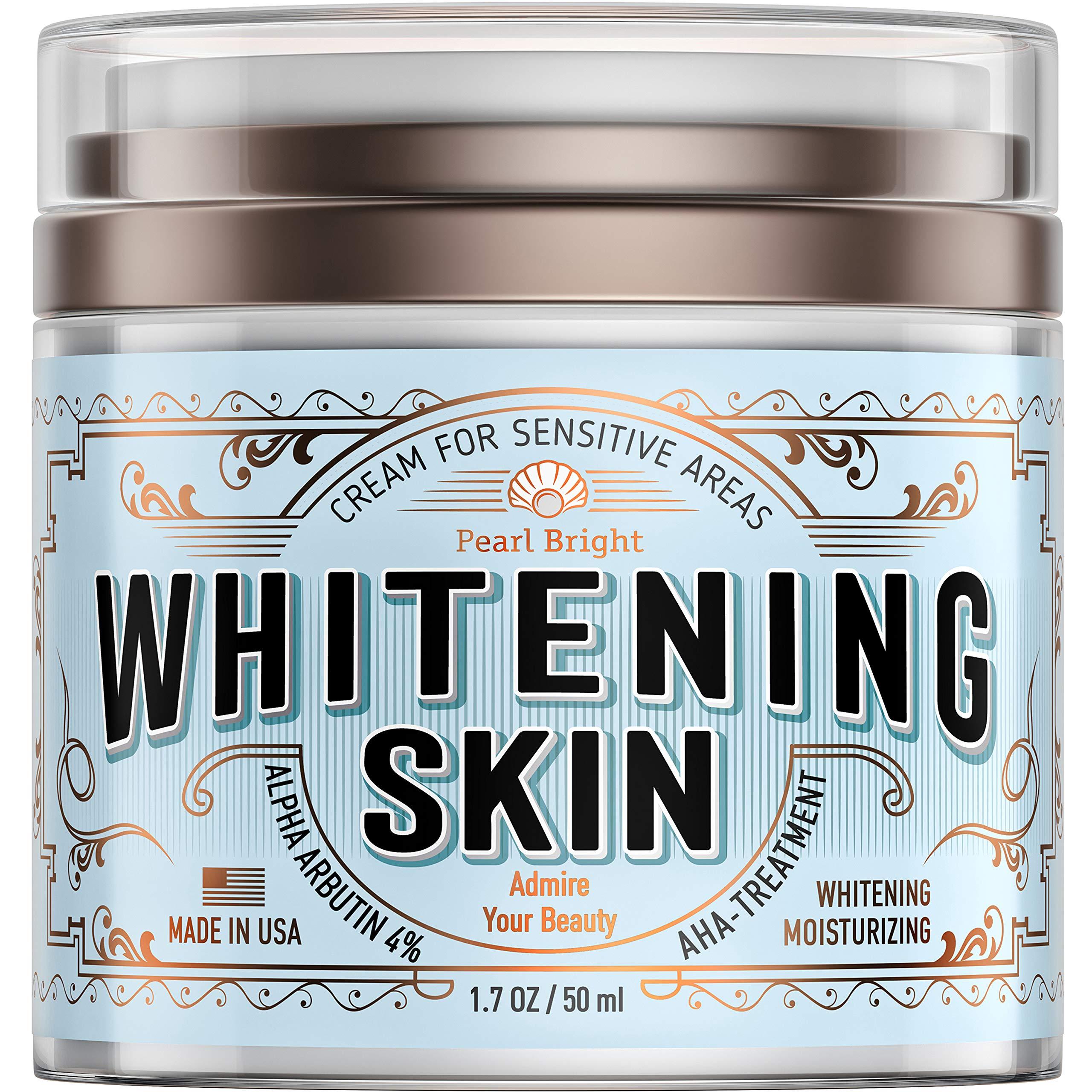 Whitening Cream Sensitive Areas Lightening