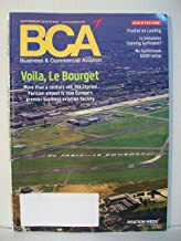 Business & Commercial Aviation Magazine - Septermber 2019 - Le Bourget Paris Airport Cover