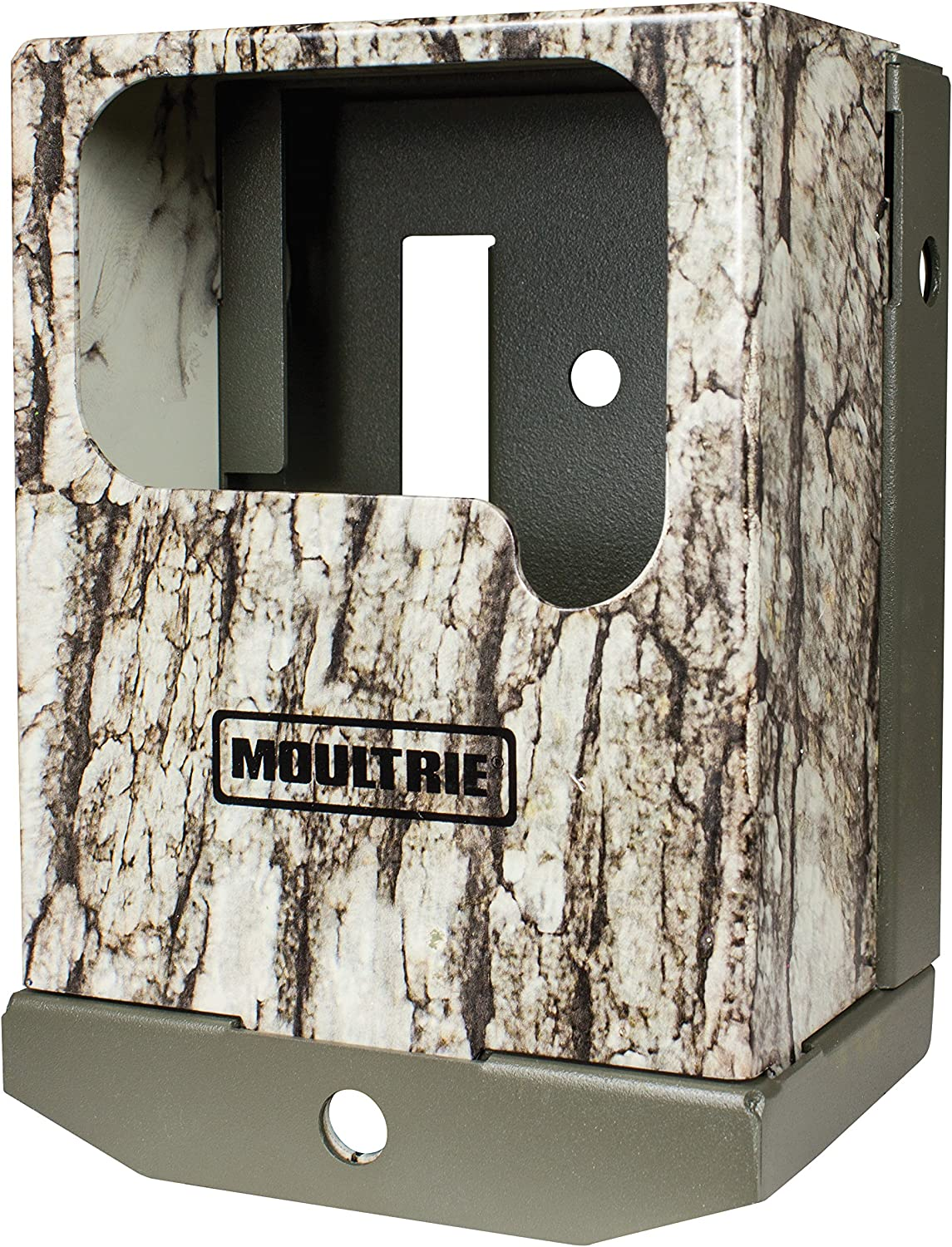 Year-end annual Ranking TOP5 account Moultrie Camera Security Box fits Gen2 M White Cameras O Series