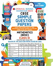 Oswaal CBSE Sample Question Paper Class 10 Mathematics Basic Book (For March 2020 Exam)