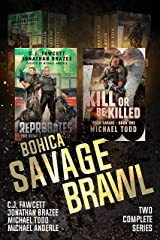 Bohica Savage Brawl: Two Complete Zoo Series: The BOHICA Chronicles and Team Savage Kindle Edition