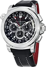Carl F. Bucherer Patravi TravelTech Men's Automatic Chronograph Watch 00.10620.08.33.01