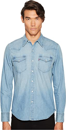 Levi's® Premium - Premium Barstow Western Shirt