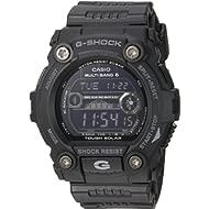 Casio G-Rescue Solar Atomic Classic Color Watch