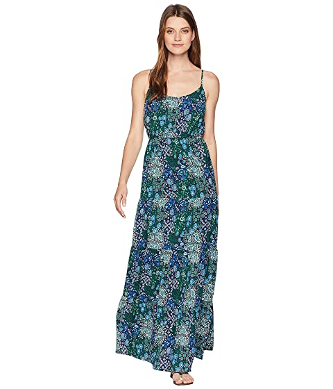 Michael Michael Kors Paisley Remix Tiered Maxi Dress At 6pm