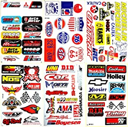 Best racing decals for cars