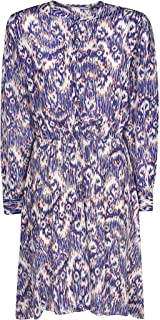 ISABEL MARANT ÉTOILE Luxury Fashion Womens RO151319A032E30BU Blue Dress | Fall Winter 19