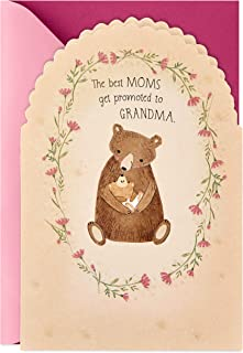 Hallmark 1st Mothers Day Card to Grandma (Promoted)