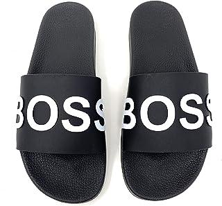 Hugo Boss BOSS Men's Bay Logo Slides