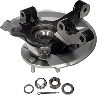 Dorman 698-400 Front Passenger Side Loaded Steering Knuckle for Select Honda Accord Models