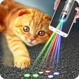Laser 100 Beams for Cat Joke