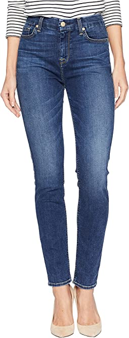 B(Air) High-Waisted Ankle Skinny in Echo