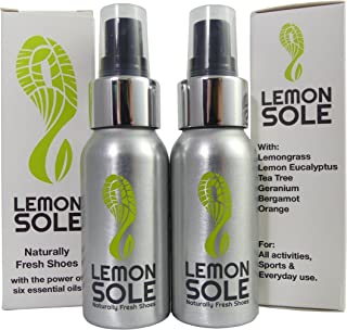 Lemon Sole Twin Pack - The POWERFUL & NATURAL shoe
