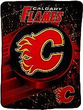 calgary flames blanket