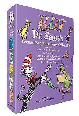 Dr. Seuss's Second Beginner Book Collection (Beginner Books(R))