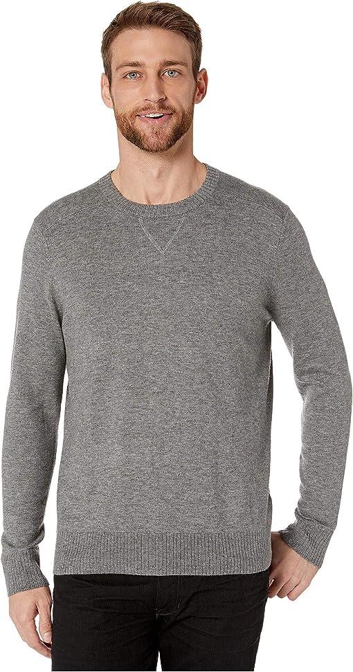 Medium Gray Donegal