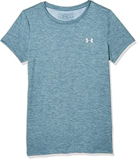 Under Armour Women's Tech Short Sleeve Crew Neck Twist Top