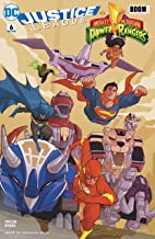 Justice League/Power Rangers (2017) #6