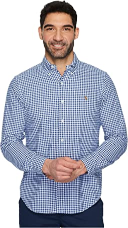 Standard Fit Oxford Sport Shirt