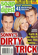 Maurice Benard, Laura Wright, Ingo Rademacher, General Hospital, Soap Weddings: 41 Backstage Secrets - September 26, 2006 Soap Opera Digest Magazine