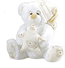 Bo-Toys Good Night Plush Teddy Bear Star Stuffed Animal 10 inches