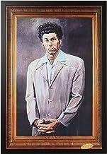 Buyartforless Work FRAMED Cosmo Kramer Portrait - Seinfeld TV Show 36x24 Art Print Poster Wall Decor Humor Famous Painting...