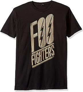 Men's Foo Fighters Slanted Logo Soft T-Shirt