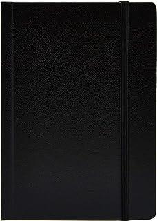 Caderno Executivo Costurado Médio com Pauta Cambridge, Tilibra, Preto