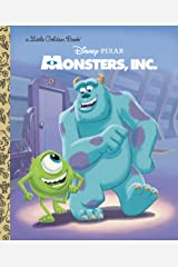 Monsters, Inc. Little Golden Book (Disney/Pixar Monsters, Inc.) Kindle Edition