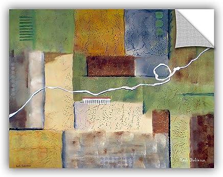 24 x 36 ArtWall Herb Dickinsons Verda Forest Art Appeelz Removable Graphic Wall Art