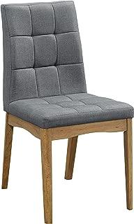 Progressive Furniture Barcelona Dining Chair (2/ctn), Beige