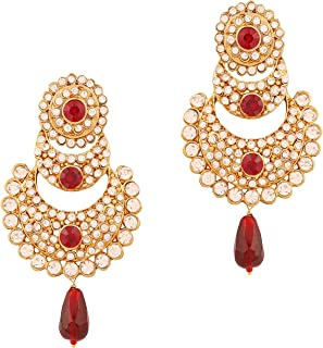 Best red earrings online Reviews