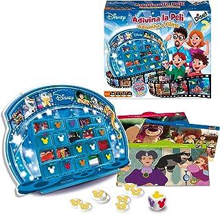 Diset- Juego Adivina la película Disney, Multicolor (46588