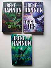 Men of Valor Series (Set of 3) Buried Secrets, Thin Ice, & Tangled Webs
