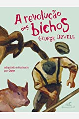 A revolução dos bichos: O clássico de George Orwell em quadrinhos eBook Kindle