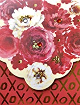 Pooch & Sweetheart Embellished Mini Pocket Notepad, XOXO Roses, 70304