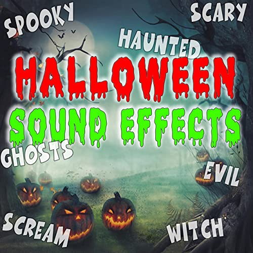 Sounds of Halloween (Non-Stop Halloween Sound Effects Playlist) by