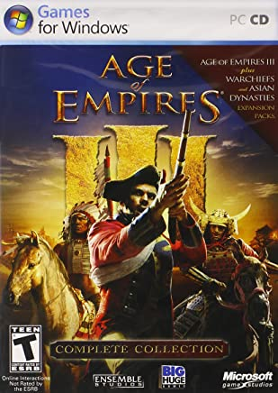 Age of Empires III: Complete Collection - PC