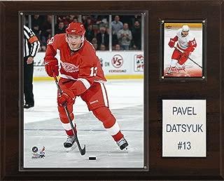 NHL Pavel Datsyuk Detroit Red Wings Player Plaque
