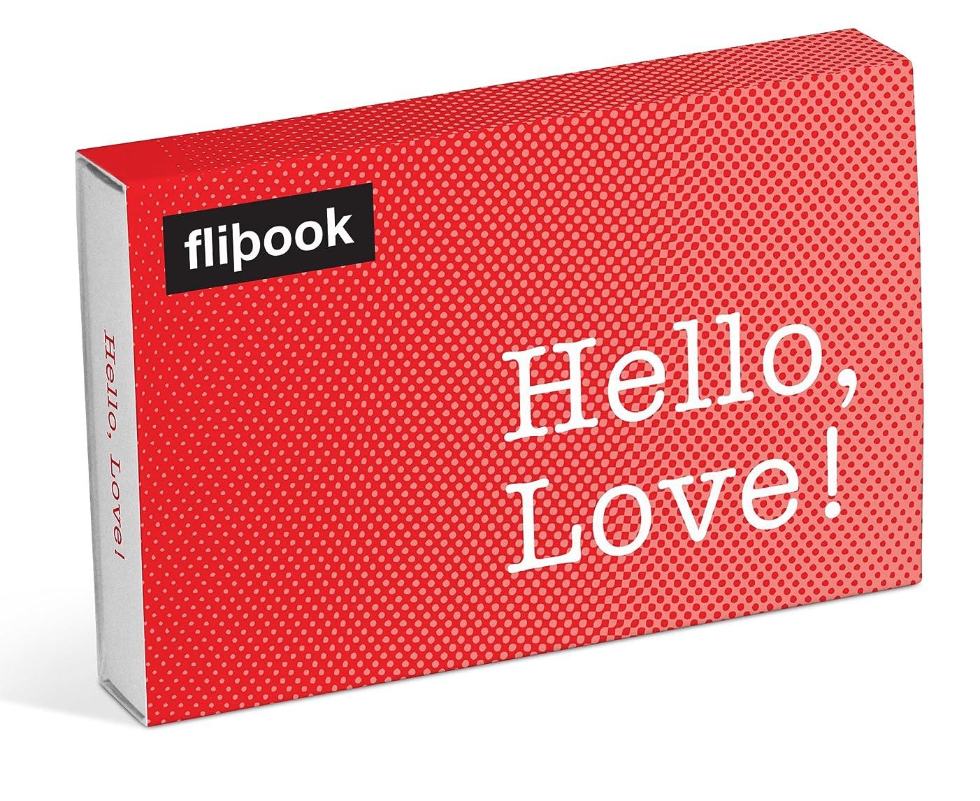Knock Knock 50161 Hello, Love! Flipbook