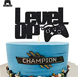 Magnificent Amazon Com Video Games Cake Cupcake Toppers Party Supplies Funny Birthday Cards Online Alyptdamsfinfo
