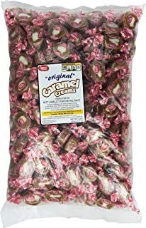 Bullseyes Caramel Creams 5lbs
