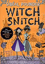 Witch Snitch: The Inside Scoop on the Witches of Ritzy City (Witch Wars)