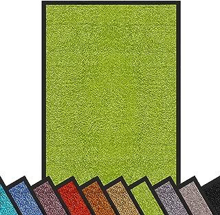 für Gewerbe /& Industrie Grün hohe Nässeaufnahme Fußmatte Schmutzfangmatte