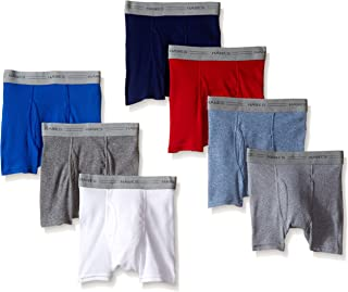 Boys' 7-Pack Dyed Boxer Briefs