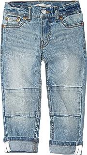 Levi's Boys' 511 Slim Fit Double Knee Jeans
