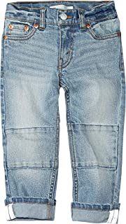Boys' 511 Slim Fit Double Knee Jeans