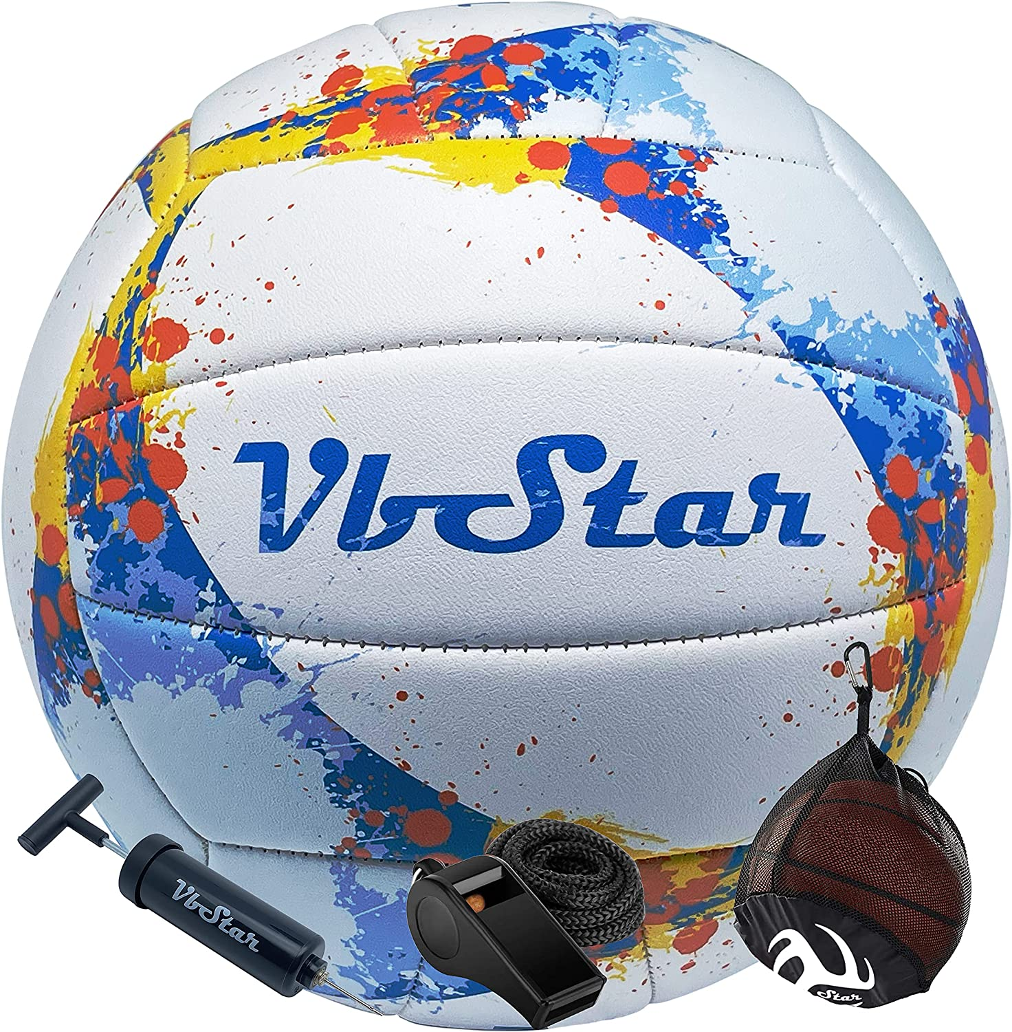 VbStar Volleyball Kit Drawstring Ball Hand-Held Mini with New Lowest price challenge Shipping Free Bag