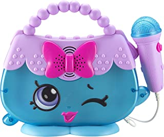 Shopkins Sing-Along Boombox Blue